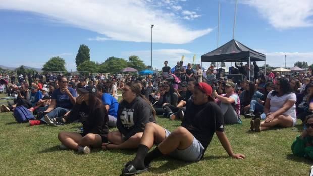 Sunny snapshots of Aranui's 16 Affirm family festival at Wainoni Park on December 3. Close to 5000 turned up for the ...
