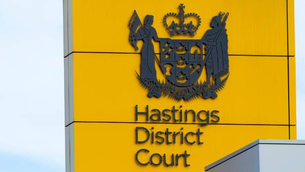 The inquest is being held at Hastings District Court.