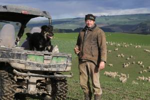 Ike Williams: There may be a premium for good tasting lamb one day?  Wow, what a radical  idea that is.
