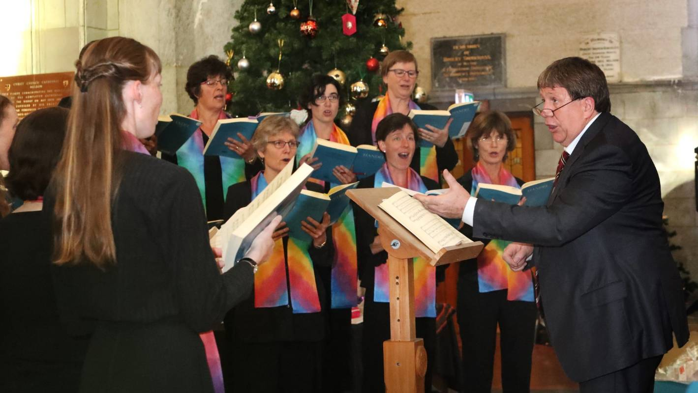 Chroma Chamber Choir delights Nelson audeinces | Stuff.co.nz