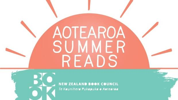 Our summer reads are in association with the NZ Book Council