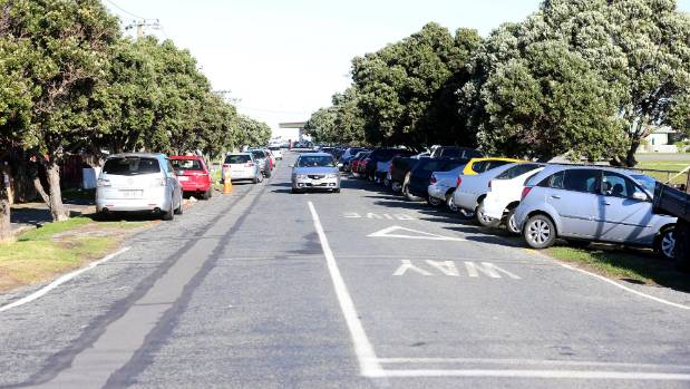 Miramar residents complain that airport users treat their suburban streets as free car parks, often leaving their ...