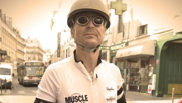 Phil Keoghan makes for a genial guide in Le Ride.