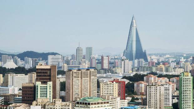 Pyongyang's pyramid-shaped Ryugyong Hotel, which poetically enough was built with some help from Egyptians, is one of ...