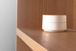 You can easily manage Google Wifi units from an app on your smartphone, even remotely.