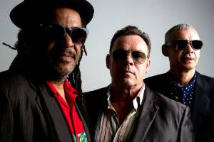 Astro, Ali Campbell and Mickey Virtue - original band members of UB40 - will be performing at the Omaka Airfield near ...