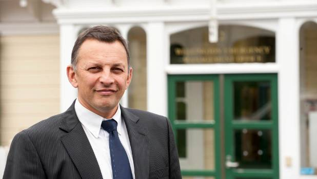 Wellington recovery manager Mike Mendonca has been granted temporary powers to force landlords to have assessments done ...