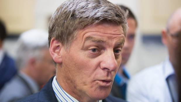 Finance Minister Bill English has given the Government's half-yearly financial update.