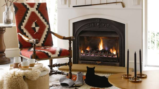 A cosy cottage feel is easily recreated at home with rustic and natural elements like a sheepskin draped over a jute ...