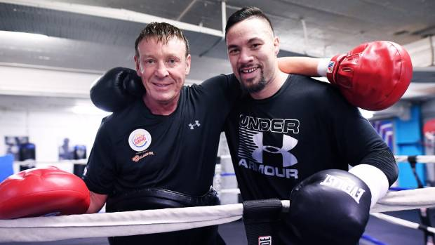 New Zealand heavyweight boxer Joseph Parker and trainer Kevin Barry are keeping their focus as a replacement fighter is ...