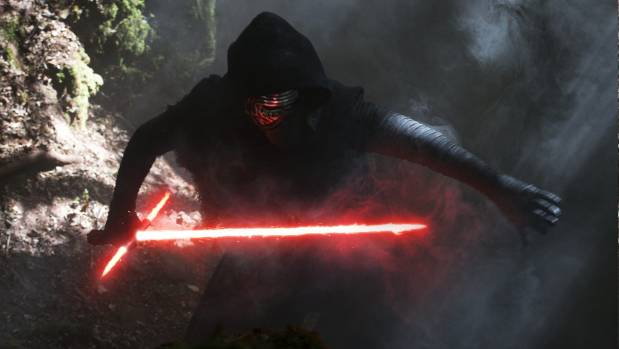 Even character Kylo Ren received a playing token despite also debuting in Star Wars: The Force Awakens.