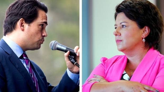 Simon Bridges and Paula Bennett have been battling it out this week for the deputy leadership of the National Party.
