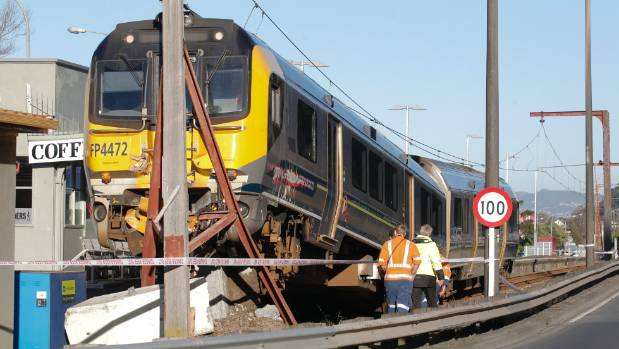 how to become a train driver in nz
