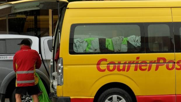 Courier wellington