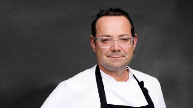 Auckland chef Michael Van de Elzen