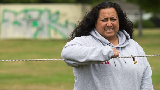 Fina Fa'amoe, manager of the Aranui Eagles premier rugby league team. Nearly six years on from the 2011 earthquakes, the ...