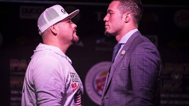 Parker beats Ruiz to win WBO heavyweight title