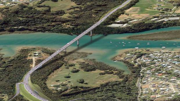 Putting the Penlink project into the hands of the NZTA is seen as an option that might get the road built faster.