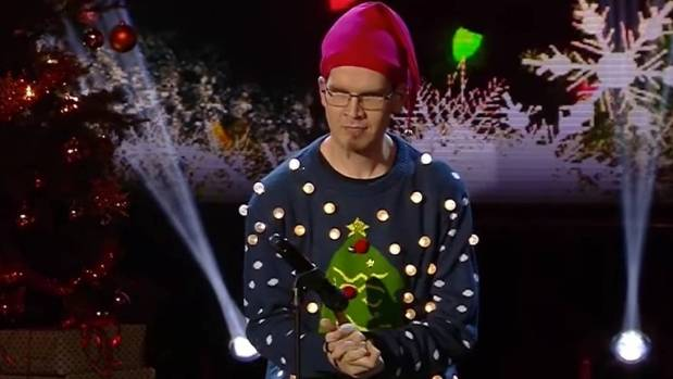 Antton Puonti's act was a breath of fresh air for Finnish fans.