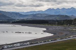 Around 70 rentals are left stranded in Kaikoura, but all are expected to be out by the middle of next week.