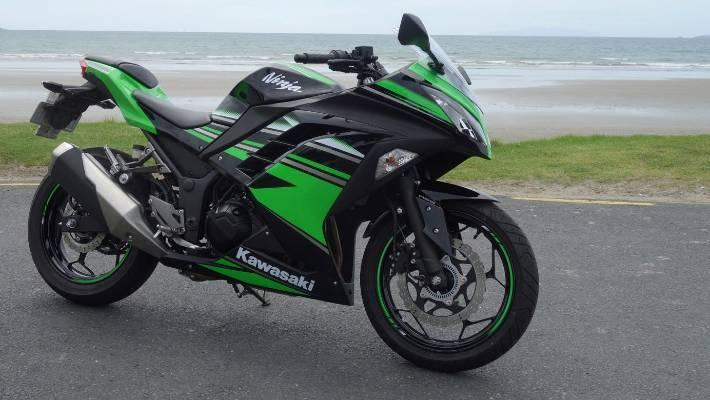 Safer Kawasaki Ninja 300 More Than Just A Stepping Stone Bike