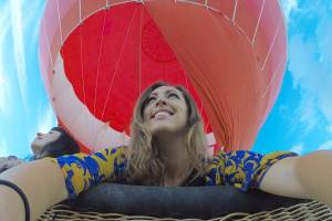 """Kristin Addis is among the travel """"influencers"""" making a living by seeing the world."""