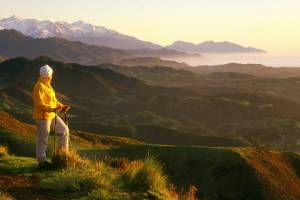 Leave plenty of time for admiring the spectacular views on the Kaikoura Coast Track.
