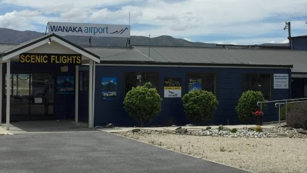 Wanaka Airport was originally a private airstrip owned by Sir Tim Wallis.