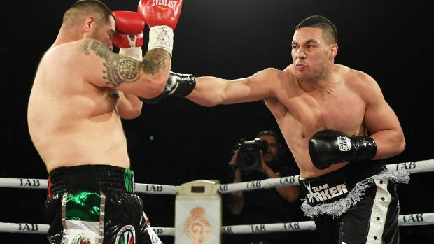 Joseph Parker wins WBO world heavyweight title against Andy Ruiz
