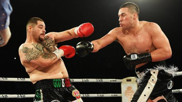 Joseph Parker believes he is better suited to fighting taller opponents than those like Andy Ruiz.