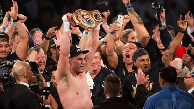 Joseph Parker is adamant he will be defending his belt on May 6 despite original opponent Hughie Fury pulling out.