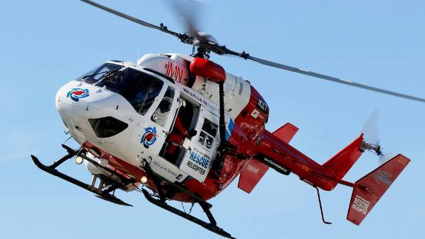 The Nelson Marlborough Rescue Helicopter searched the Abel Tasman National Park on Tuesday afternoon after a German ...