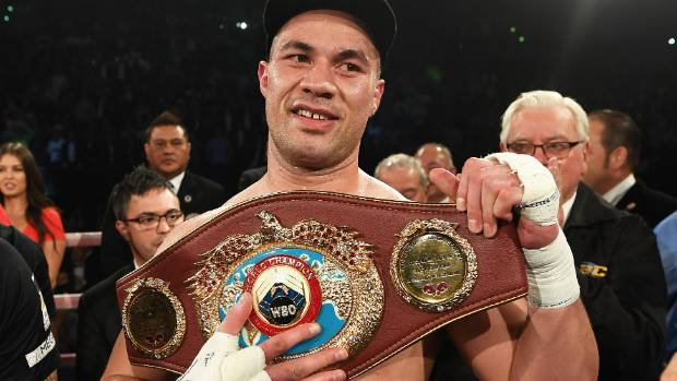 Joseph Parker to take WBO belt back to Samoa and ...