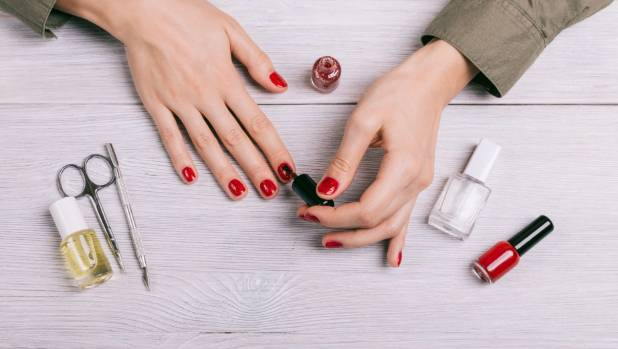 Kiwi Nails & Spa Silverdale used a product that can cause irritation, dizziness, nail damage and deformed nail growth.