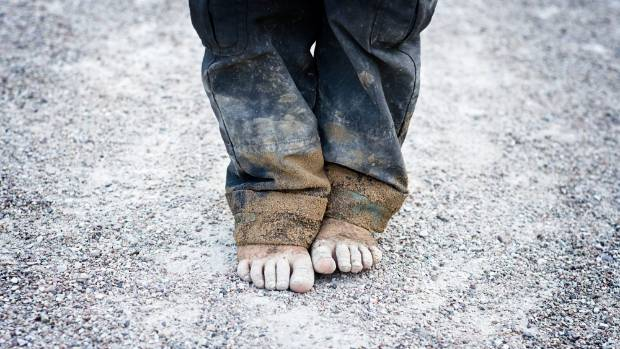 New Zealand has a goal to halve poverty by 2030.