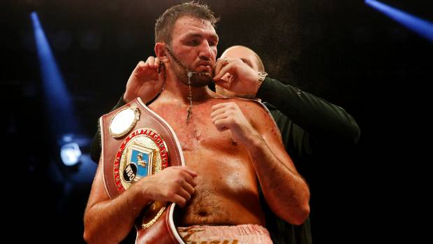 Hughie Fury has the style to make life difficult for Joseph Parker, according to his father and trainer Peter.