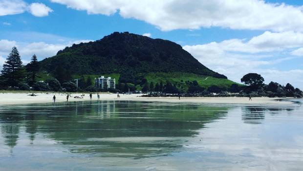 Mount Maunganui - it's the place to be.