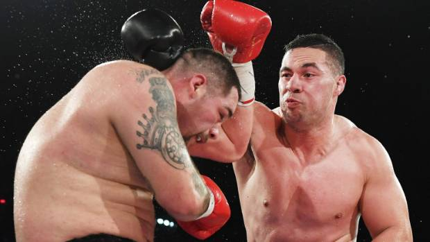 Joseph Parker will bring his power game to the ring against Hughie Fury.