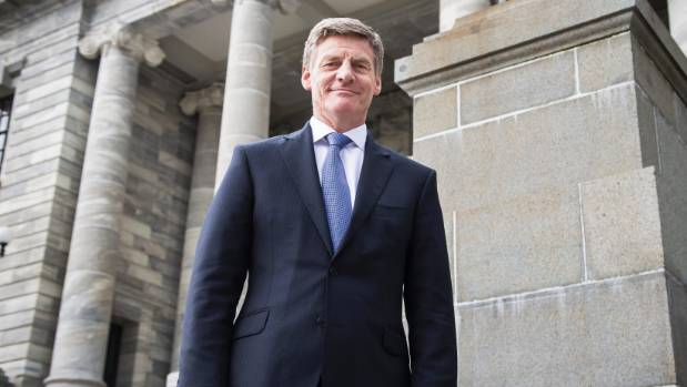 Prime Minister Bill English says he will not follow John Key's commitment not to change superannuation.