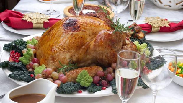 Turkey is the traditional Christmas dinner - but some people question why we follow a borrowed tradition.