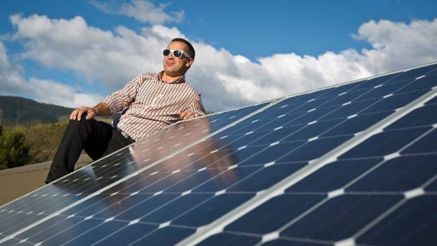 Solar power is clean and now it's cheap.