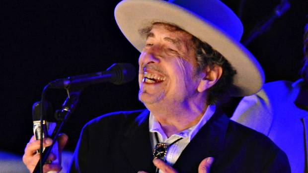 Old lines by Bob Dylan had a funny way of coming true in 2016.
