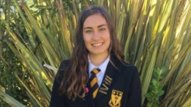 Motueka High School head prefect Hinemoana Markham-Nicklin has won a $5000 Te Waiu O Aotearoa scholarship.