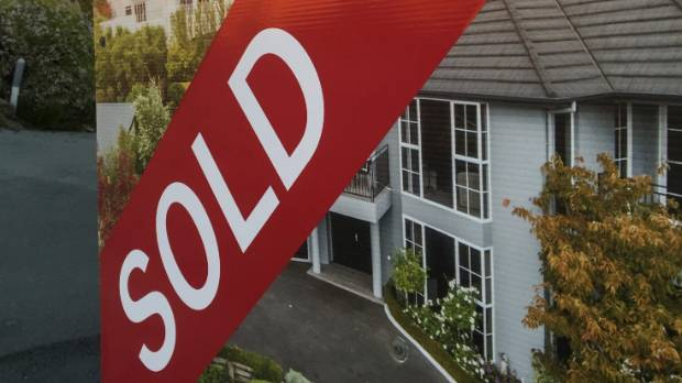 A drop in Hamilton's median house price sale for the first time in five months is nothing to worry about, says Lugton's ...