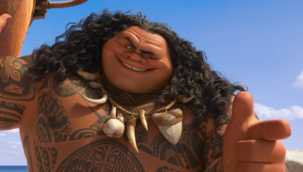 Moana has already amassed nearly $4.5m at the New Zealand box office.