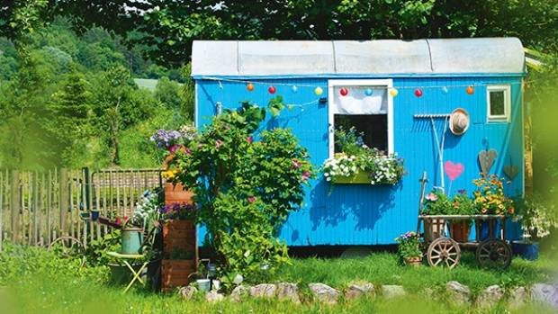 NZ Gardener is on the hunt for the country's best shed!