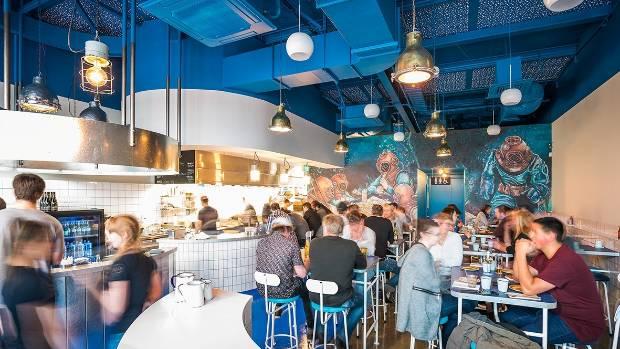 Restaurant Review Fush Christchurch