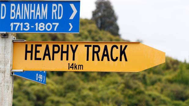 The Heaphy Track on the South Island's West Coast posted a shortfall of almost $1 million during the last financial year.