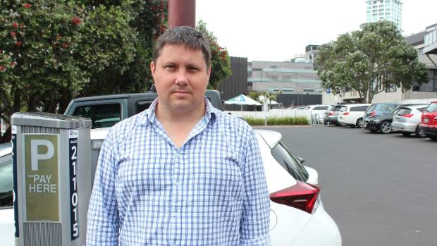 Jason Bolstad works at Takapuna IT company Winscribe, and parks at The Strand. All day on-street parking is set to go up ...