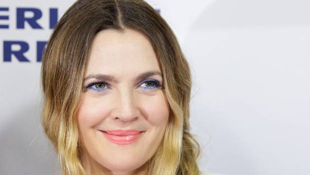 Drew Barrymore is all of us before we get our eyebrows waxed